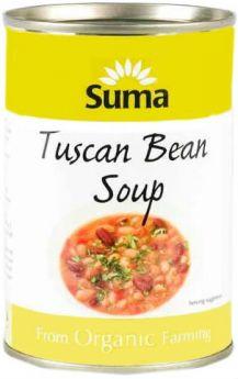Suma Tuscan Bean Soup (12x400g)