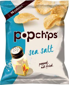 Popchips Original Sea Salt 23g x24
