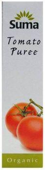 Suma Organic Tomato Puree (12x200g)