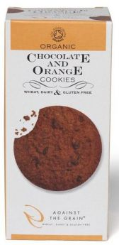 Against The Grain Organic Berry Delicious Cookies 150g x6