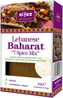 Al'fez Baharat Spice  (2x21g x 6)