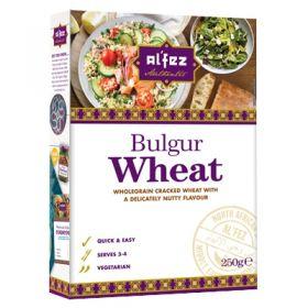 Al'Fez Bulgur Wheat 250g x12