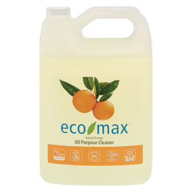 Eco-Max All Purpose Cleaner Orange 4L x4
