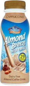 Blue Diamond Almond Breeze - Mocha (Iced Coffee) 250ml x8