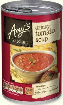Amy's Kitchen Organic Split Pea Soup 400g x6