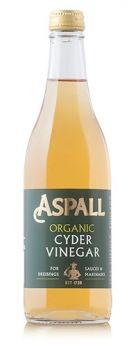 Aspall Organic Cyder Vinegar 6x500ml