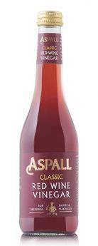 Aspall Red Wine Vinegar 6x350ml