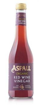 Aspall Organic Red Wine Vinegar 6x350ml
