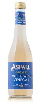 Aspall Organic White Wine Vinegar 6x350ml