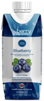 The Berry Company Acai Berry Juice Drink 330ml x12
