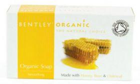 Bentley Organic Calming & Moisturising Soap 150g x6