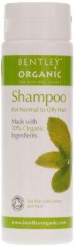 Bentley Organic Shampoo Frequent Use 250ml x6