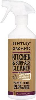 Bentley Organic Moisturising Hand Sanitizer 50ml x12