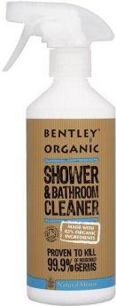Bentley Organic Window & Glass Cleaner 500ml x6