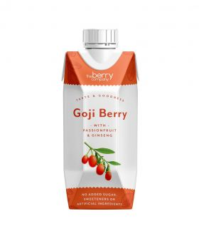 The Berry Company Cranberry Juice Drink 330ml x12
