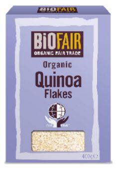 BioFair Fair Trade & Organic Quinoa Pops 150g x6