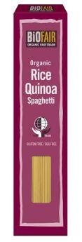 BioFair Organic GF Rice Quinoa Crunchies 120g x6