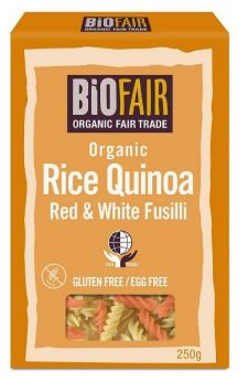 BioFair Fair Trade & Organic Quinoa Flour 500g x6