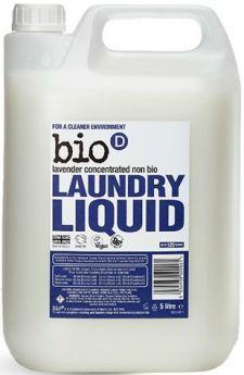 Bio-D Lavender Laundry Liquid (Concentrated, Non-Biological) 1L x12