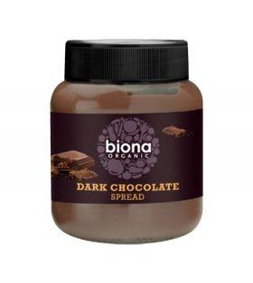 Biona Organic Dark Chocolate Spread -Vegan 350g x6
