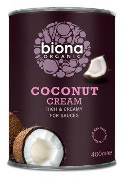 Biona Organic Coconut Milk (Light 9% fat) 400ml x6