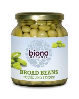 Biona Black Chick Peas Organic 400gx6
