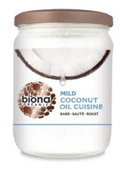 Biona Organic Smooth Coconut Almond Butter  170gx6