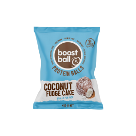 Boostball Peanut Butter Cookie Dough Protein Balls 42g x12