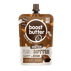 Boostball Chocolate Brownie Boost Butter 45gx8