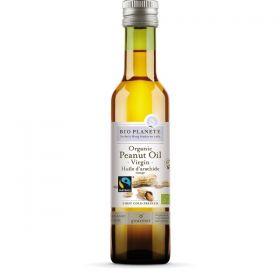 Bio Planete Peanut Oil 500ml x6
