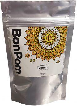 BonPom Organic Raw Banana Powder 200g x1