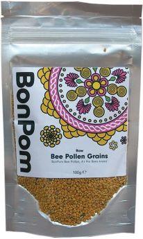 BonPom Organic Raw Apricot Kernels 100g x1