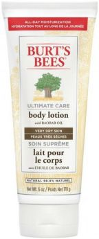 Burt's Bees Aloe and Buttermilk Body Lotion 170g x3