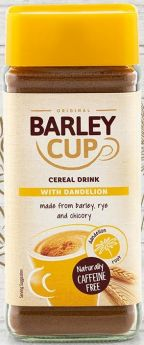 Barleycup with Dandelion Natural Instant Grain Coffee 6x100g