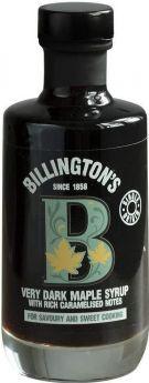 Billington's Very Dark Maple Syrup 260gx4