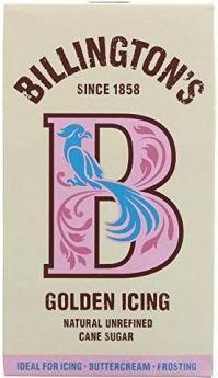 Billington's Golden Icing Sugar 500gx10