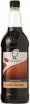 Sweetbird Classic Fudge Flavoured Syrup 1 Litre x1