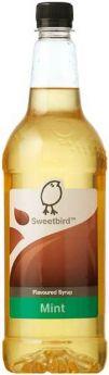Sweetbird Classic Irish Cream Flavoured Syrup 1 Litre x1