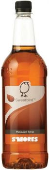 Sweetbird Classic Pumpkin Spice Flavoured Syrup 1 Litre x1