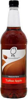 Sweetbird Classic Toasted Marshmallow Flavoured Syrup 1 Litre x1
