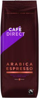 Cafdirect FT Arabica Espresso Beans 1kg x4