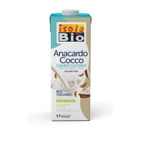 Isola Bio Organic Cashew & Coconut 6x1lt