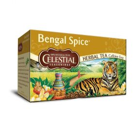 Celestial Seasoning Teas Organic Chamomile & Lavender 20g x6