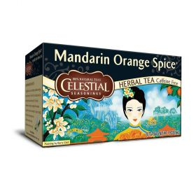 Celestial Seasoning Tea Mandarin Orange 20gx6