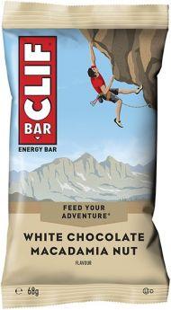 Clif White Chocolate Macadamia Nut Energy Bar 68g x12
