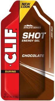 Clif Shot Energy Gel - Chocolate 34g x24