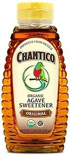 Chantico Organic Golden Agave Syrup 335g x8