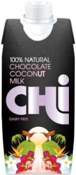 Chi 100% Pure Coconut Water & Tropical Fruits 330ml x12