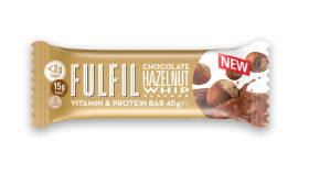 Fulfil Chocolate Hazelnut Whip 15x40g