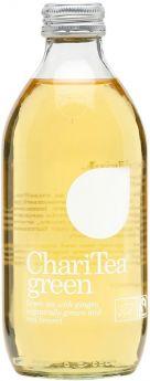 ChariTea Fair Trade & Organic Passion Fruit Rooibos Red Iced Tea 330ml x24